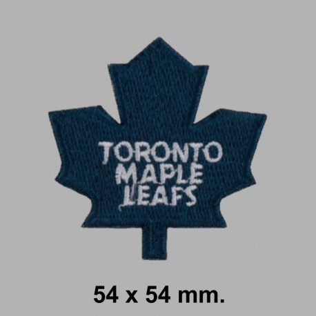 PARCHE TERMOADHESIVO 164731 TORONTO MAPLE 54x54 mm.