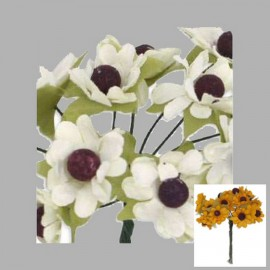 RAMILLETE 12 FLORES 309605.000.0003 CRUDO 70x80 mm.