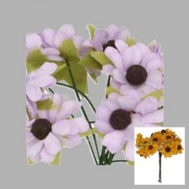 RAMILLETE 12 FLORES 309605.000.0021 MALVA 70x80 mm.